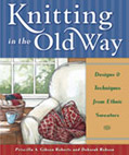 Knitting in the Old Way (paperback) cover